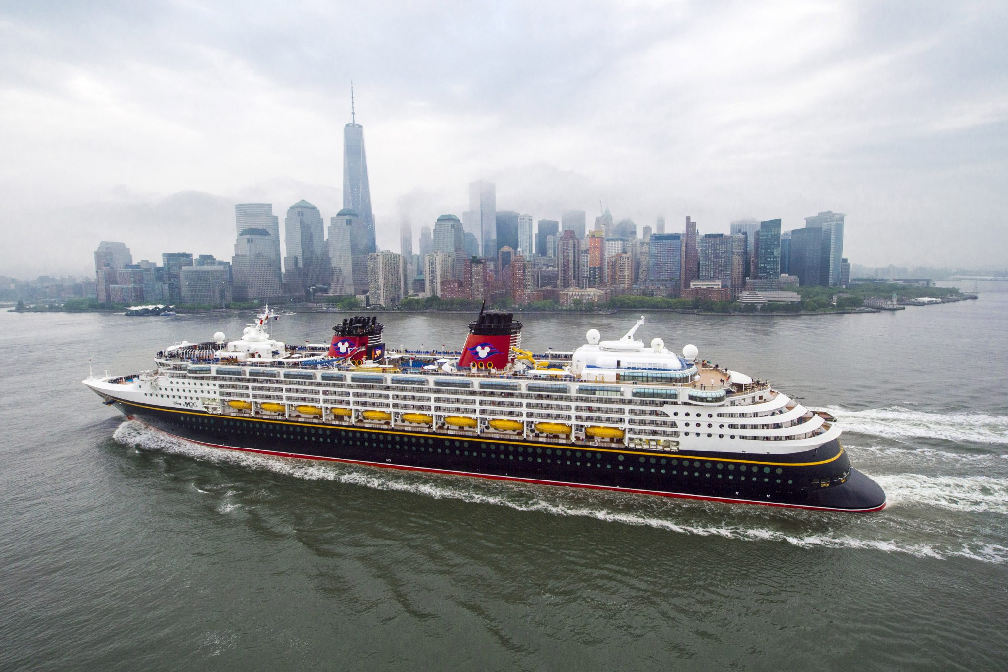 Resortloop.com Episode 33 – Disney Cruise out of New York City