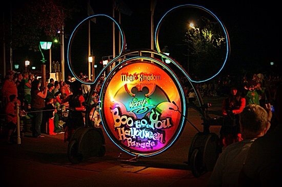 Top Five Reasons to Attend Mickey's Not So Scary Halloween Party