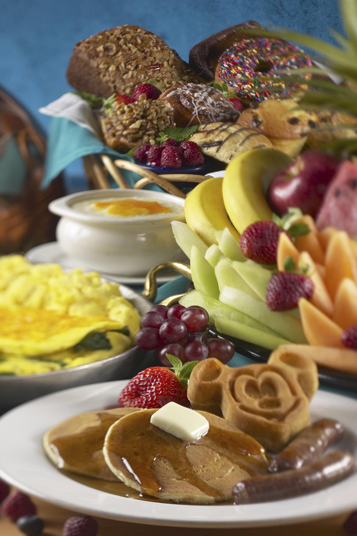 ResortLoop.com Episode 220 – Looper Listener Poll: Top 5 Breakfast Places