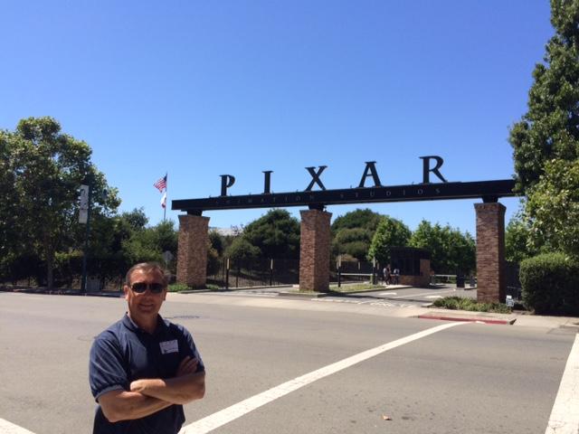 ResortLoop.com – Episode 225 Bob Visits PIXAR!