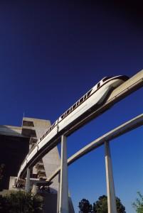Contemporary monorail