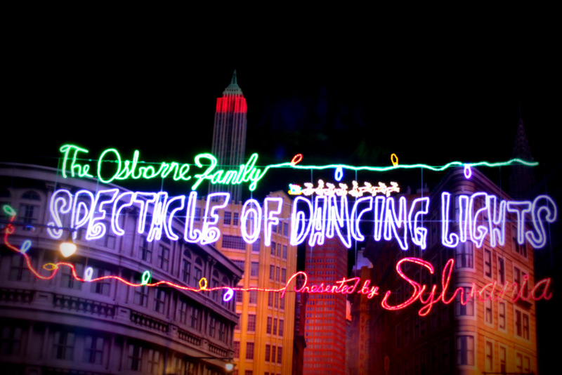 The Osborne Family Lights:  End of a Tradition