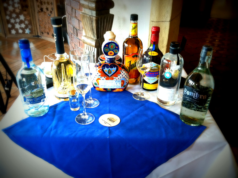 Food & Wine Festival Tequila Pairing Lunch!