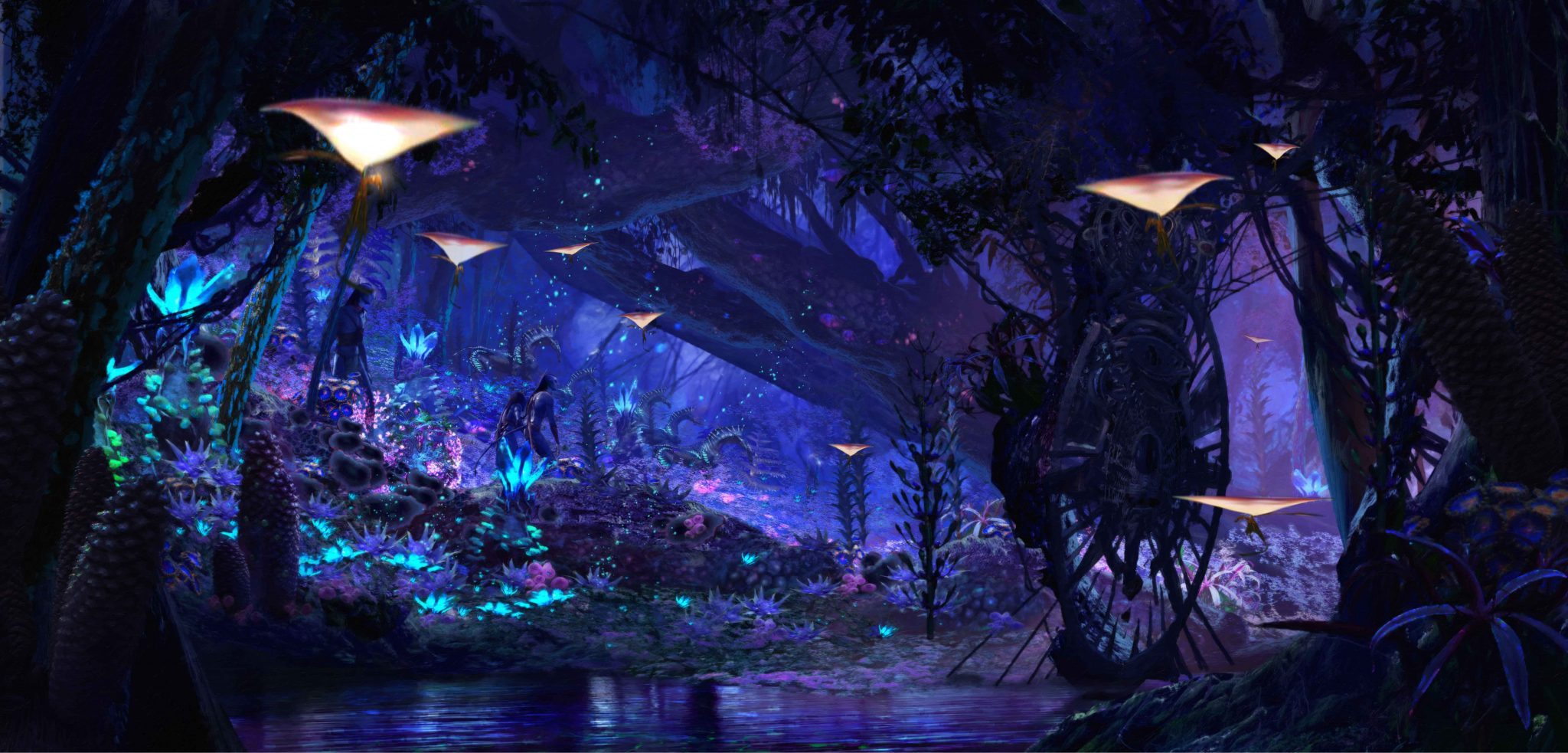 ResortLoop.com Episode 264 – Rants on Pandora..the Land!