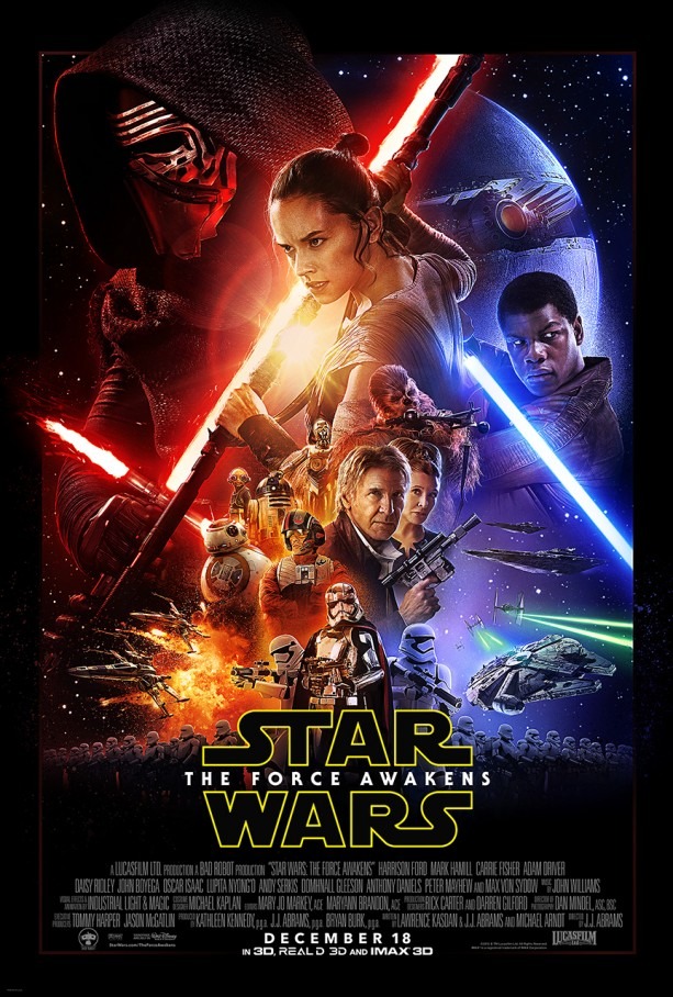 ResortLoop.com Episode 286 – The Force Awakens (No Spoilers!)