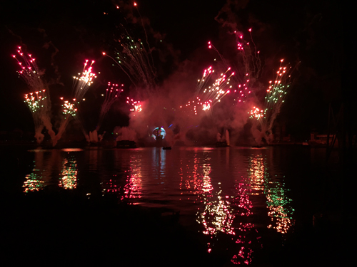 New Year's Eve at Walt Disney World, Part 1