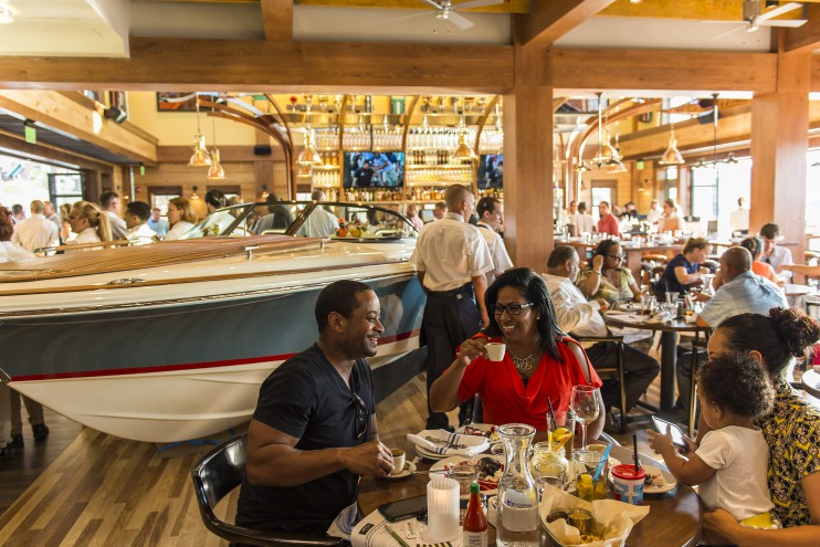 ResortLoop.com Episode 297 – Top 5 Places To Eat At Disney Springs