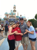 """Happy Anniversary Disneyland!""  Part 1"