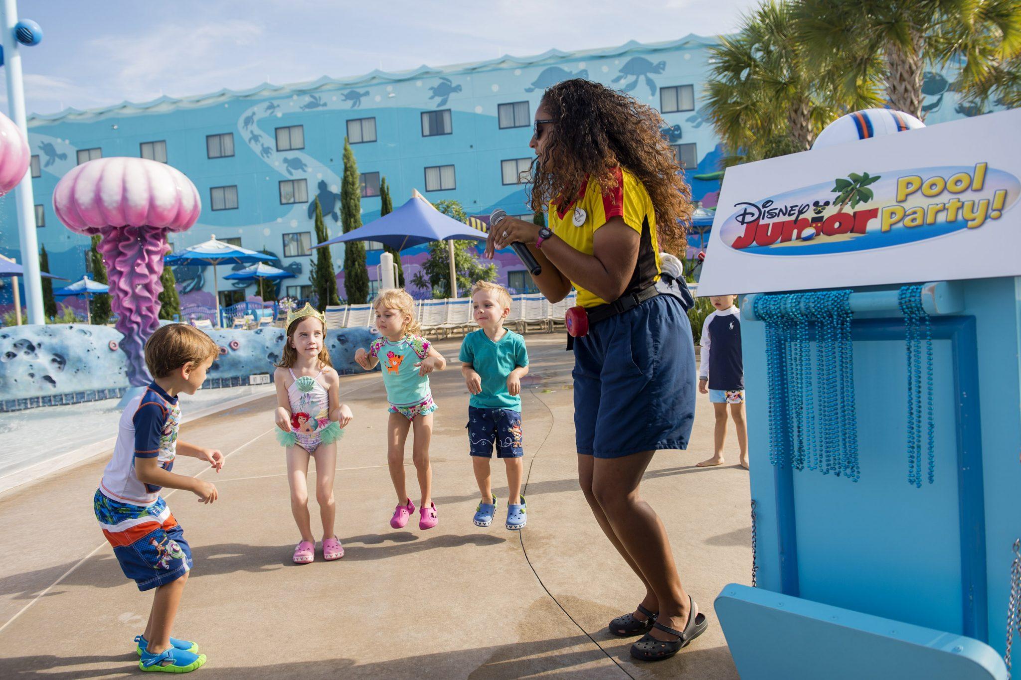 ResortLoop.com Episode 360 – Top 5 Resorts For Young Families