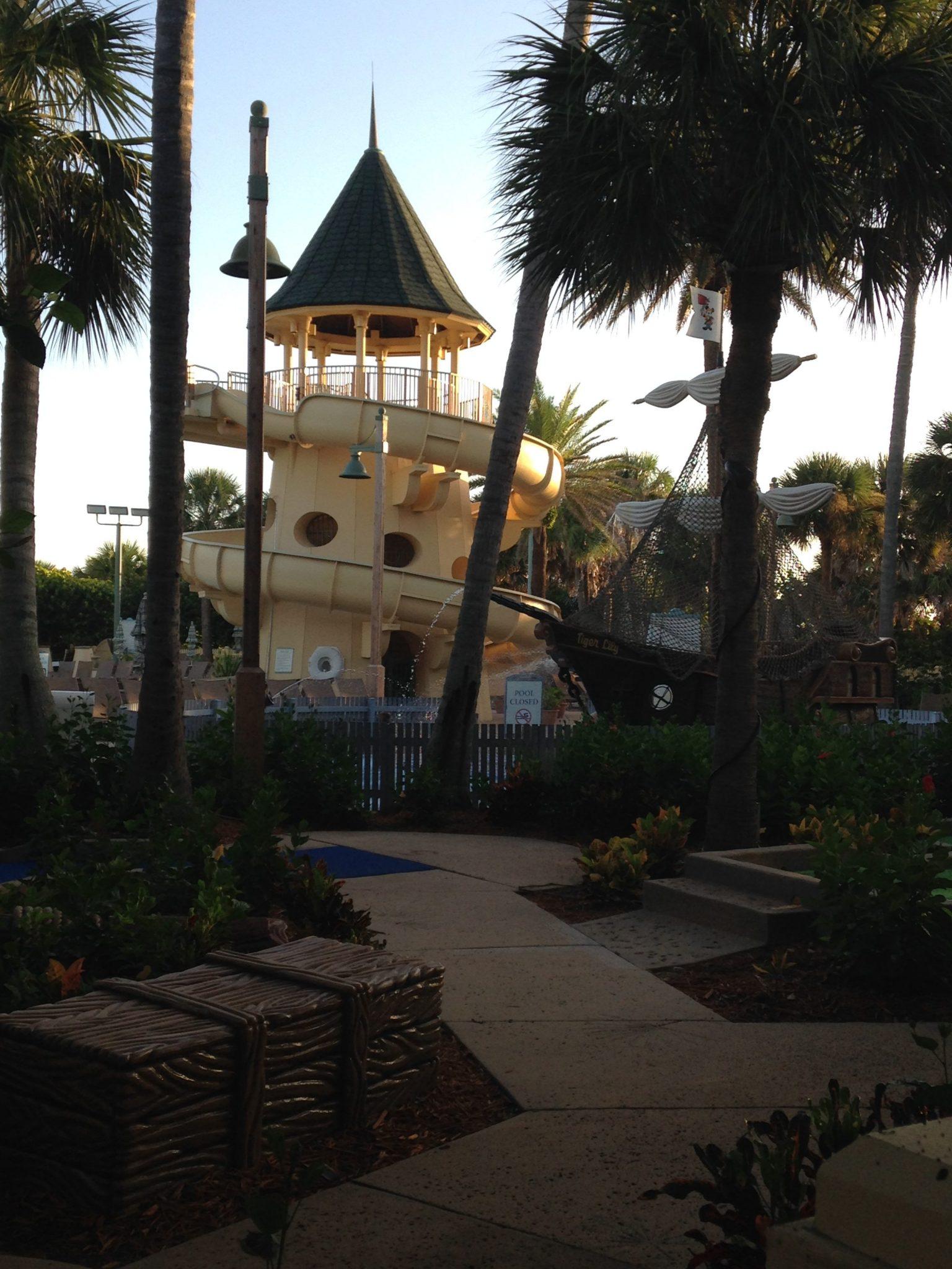 A Non-Disney Parks Disney Vacation?!?