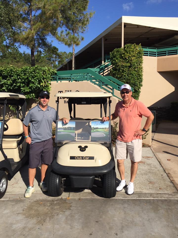 ResortLoop.com Episode 393 – Disney Golfing With Joe Quattrocchi & Bob