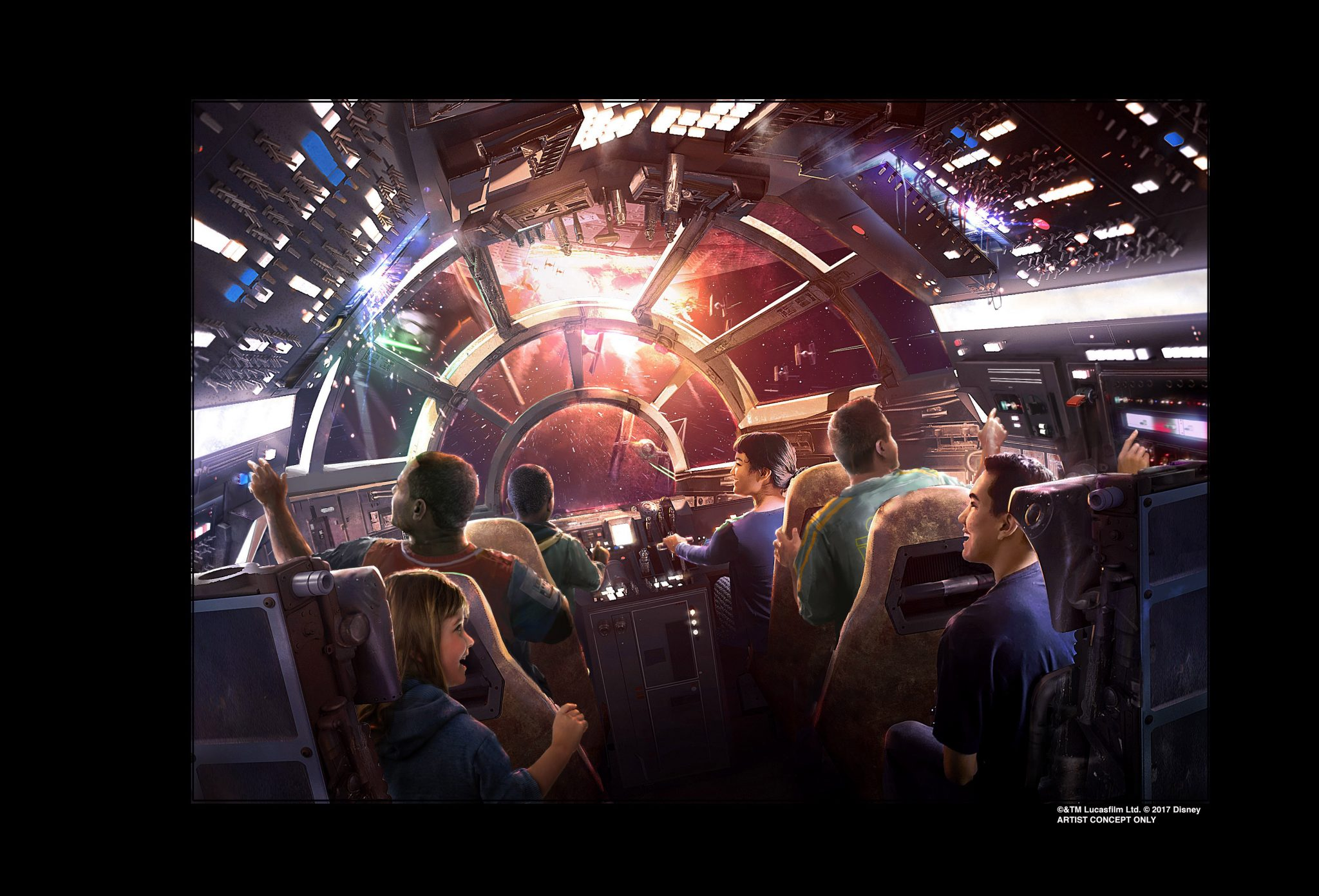 ResortLoop.com Episode 623 – A Galaxy's Edge Theory