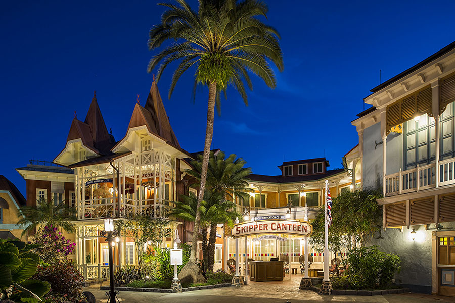 ResortLoop.com Episode 473 – Dinner At The Magic Kingdom