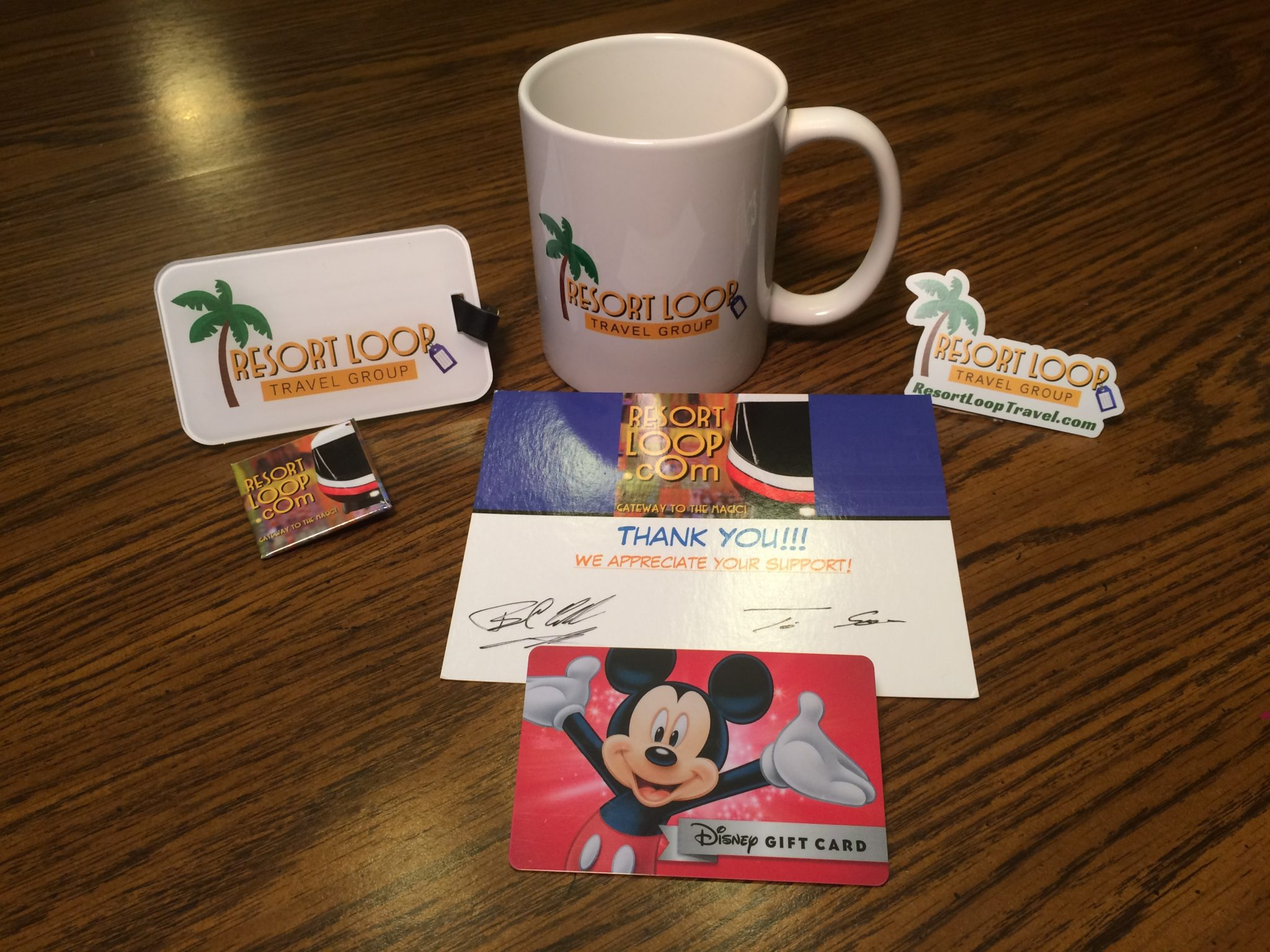 Book Today And Get A Disney Gift Card Up To $100!!!!!