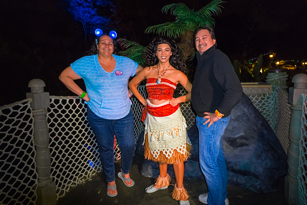 Moana at the MVMCP