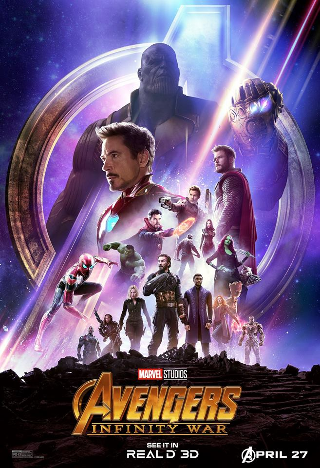 ResortLoop.com Episode 544 – *** SPOILERS*** Review of Avengers: Infinity Wars