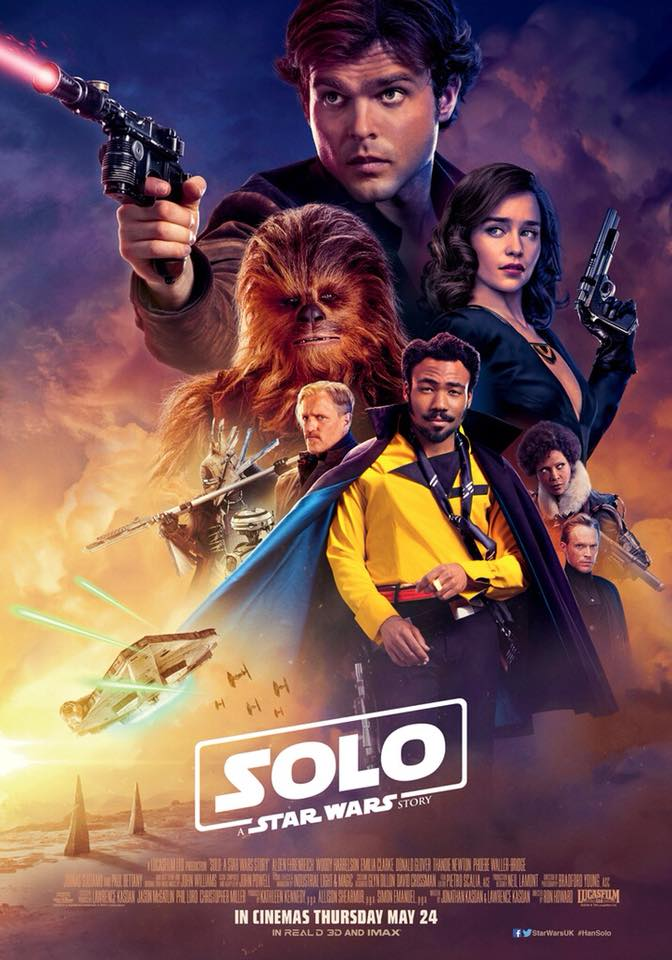 ResortLoop.com Episode 550 – Han Solo: A Star Wars Story – Review
