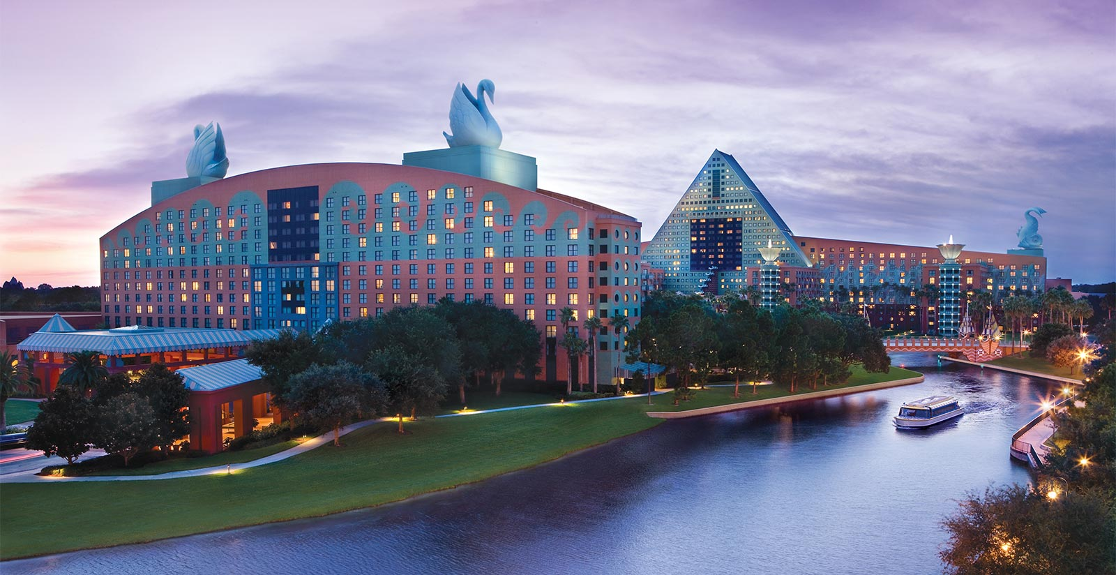 ResortLoop.com Episode 547 – Swan & Dolphin