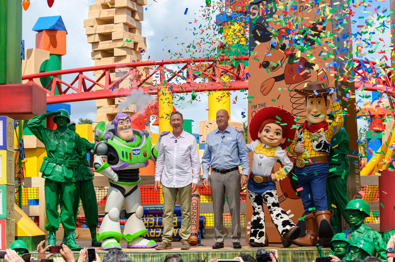 ResortLoop.com Episode 561 – Toy Story Land & More!