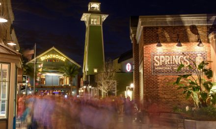 ResortLoop.com Episode 599 – Top 5 Favorite Spots – Disney Springs