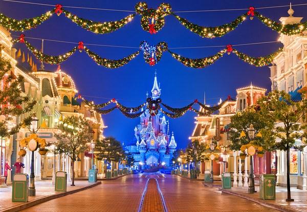 ResortLoop.com Episode 614 – A Disneyland Paris At Christmas: Trip Report!