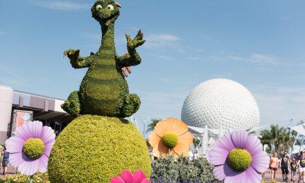 ResortLoop.com Episode 635 – 2019 EPCOT Flower and Garden Menus (Part 2)