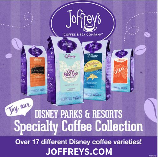 Powered by Joffrey's Coffee!