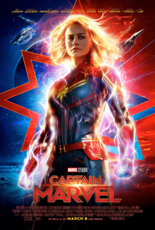 ResortLoop.com Episode 643 – Captain Marvel Review – SPOILER ALERT!!!!!