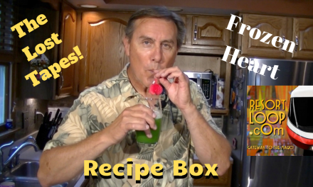 Recipe Box – Frozen Heart, from the lost tapes!