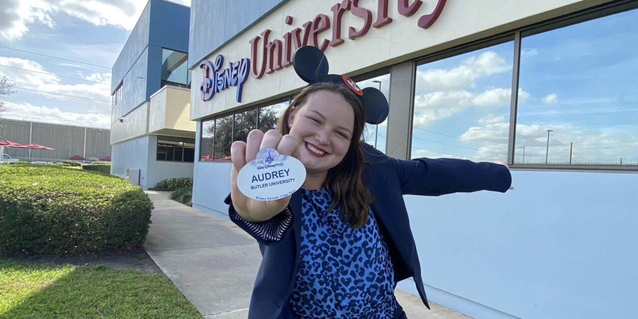 The Disney College Program with Audrey! [Ep. 740]