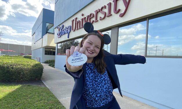 The Disney College Program with Audrey! [Ep. 740]