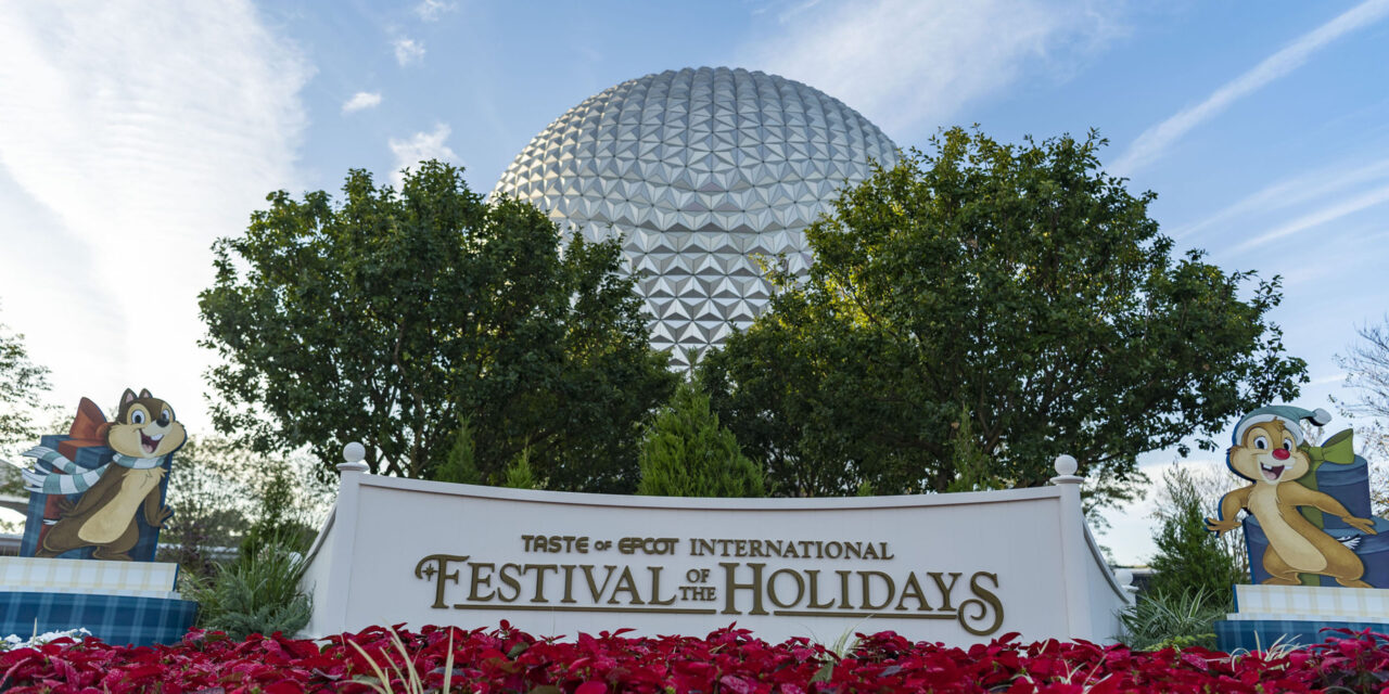 2020 Taste of EPCOT International Festival of the Holidays! [Ep. 766]