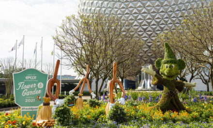 We Are Going To EPCOT's Flower And Garden Festival! [Ep. 792]