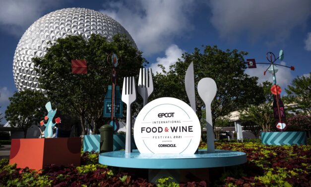Epcot Food and Wine Festival 2021 Menus! [Ep. 813]